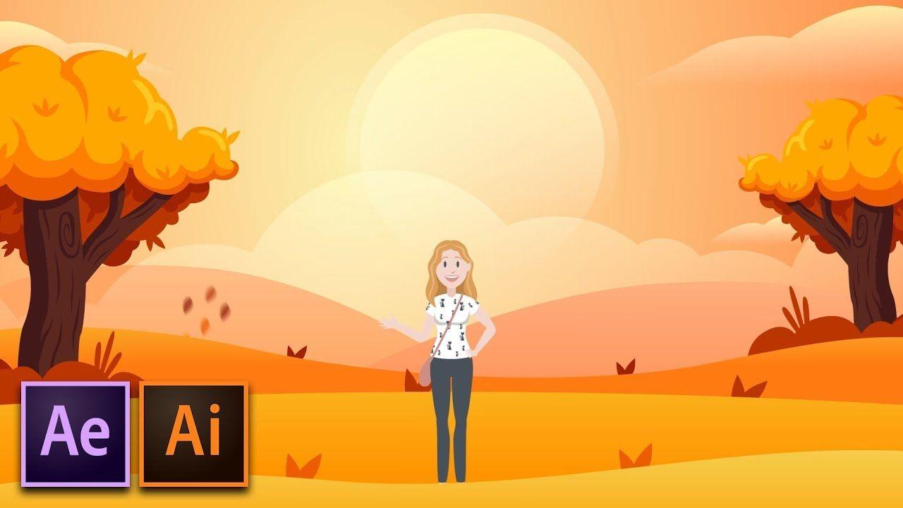 maxresdefault 5 14 - 如何在AE创建动画Illustrator工作流教程How to Create Cartoon Animation  After Effects  Illustrator Workflow Tutorial