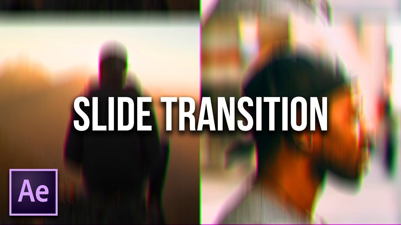 maxresdefault 5 16 - 快速滑动故障转换Quick Slide Glitch Transition  After Effects Tutorial