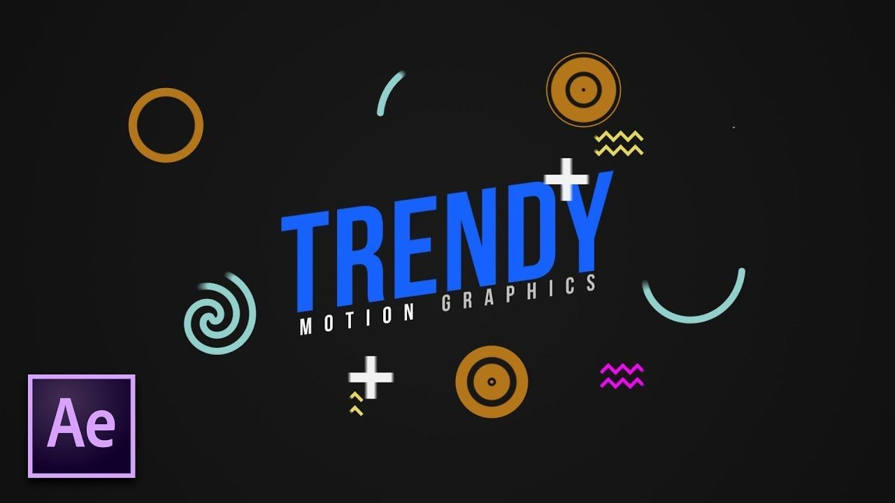 maxresdefault 5 6 - 4种流行的运动图形技术4 Trendy Motion Graphics Techniques in After Effects