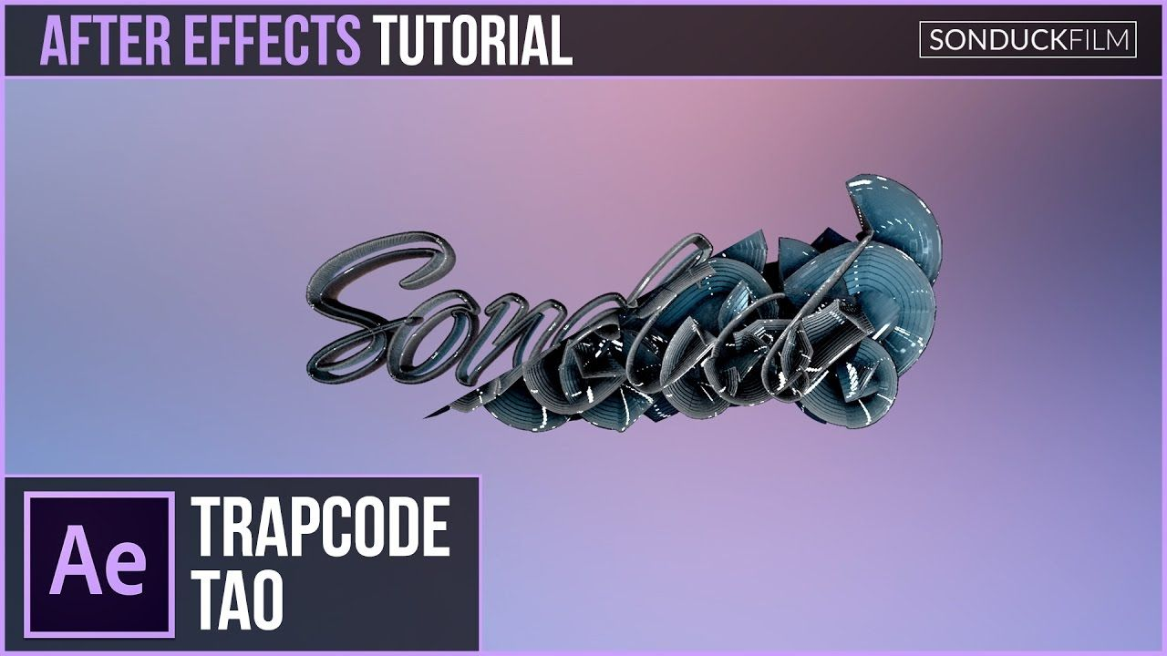 maxresdefault 5 8 - 三维网格变形为文本After Effects Tutorial 3D Mesh Morph to Text with Trapcode Tao