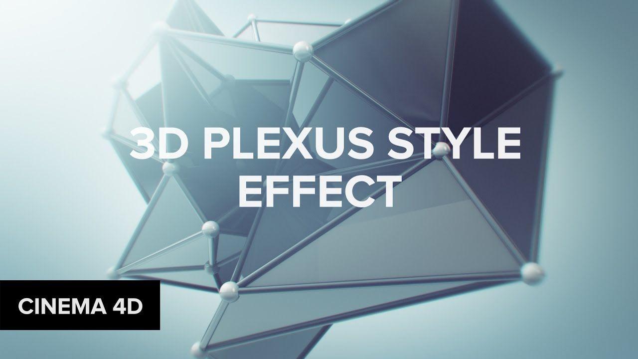 maxresdefault 5 - C4D Plexus风格效果与Mograph教程
