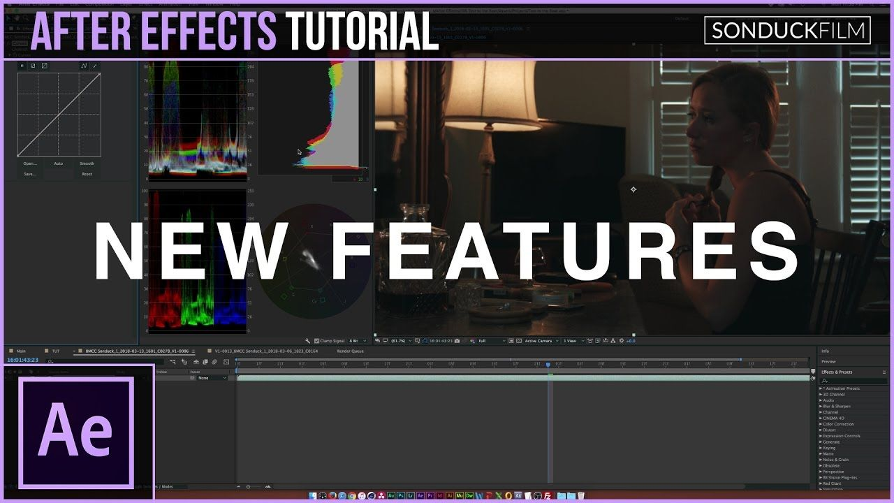 maxresdefault 6 6 - 2017年AE新功能及使用方法2017  New Features for After Effects and How to Use Them
