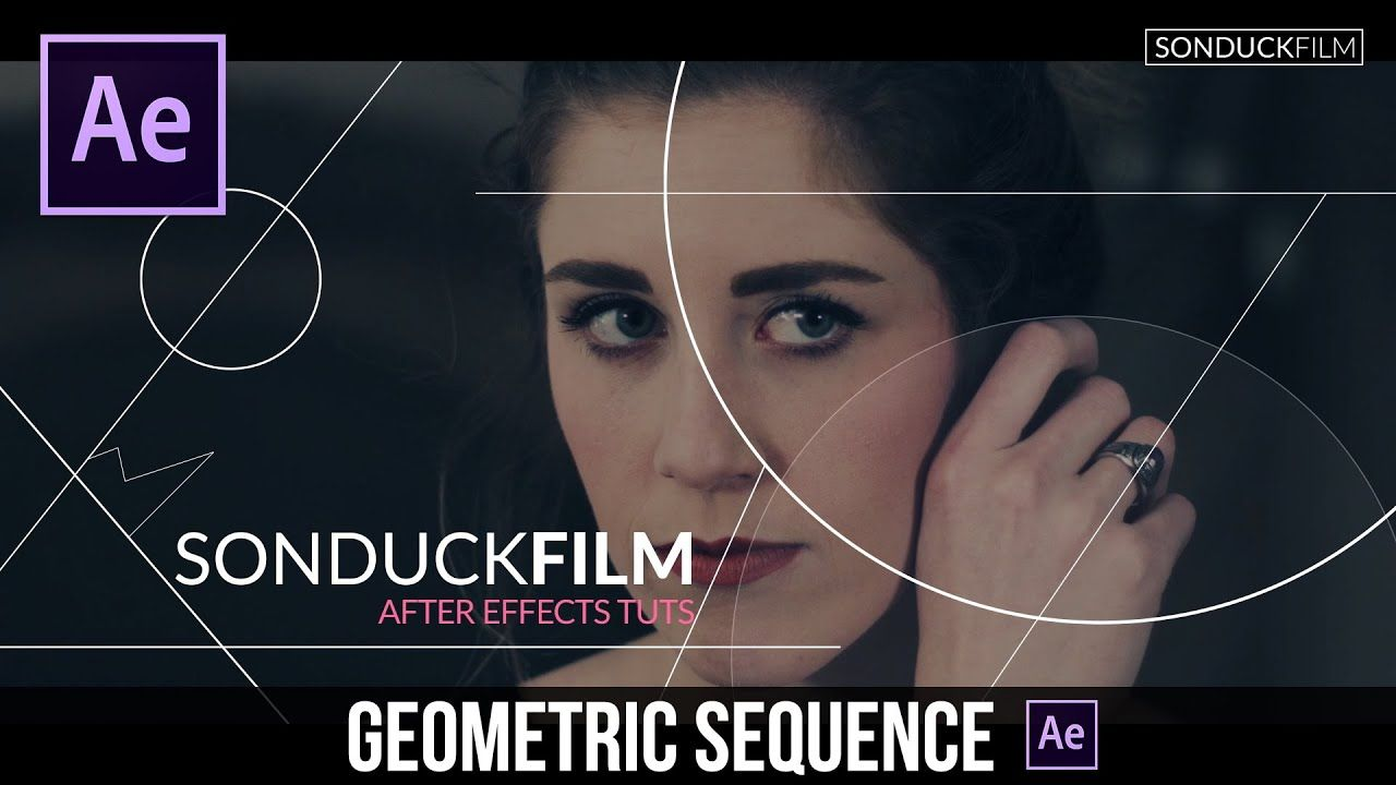 maxresdefault 7 14 - 带有动画线条的几何序列After Effects Tutorial GEOMETRIC Sequence with Animated Lines