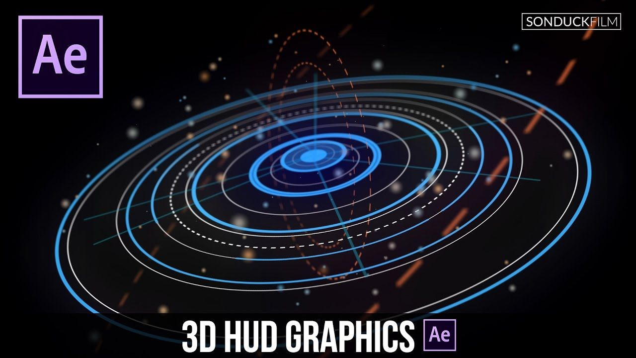 maxresdefault 7 19 - 高级HUD教程After Effects Tutorial Advanced 3D HUD GFX Motion Graphics
