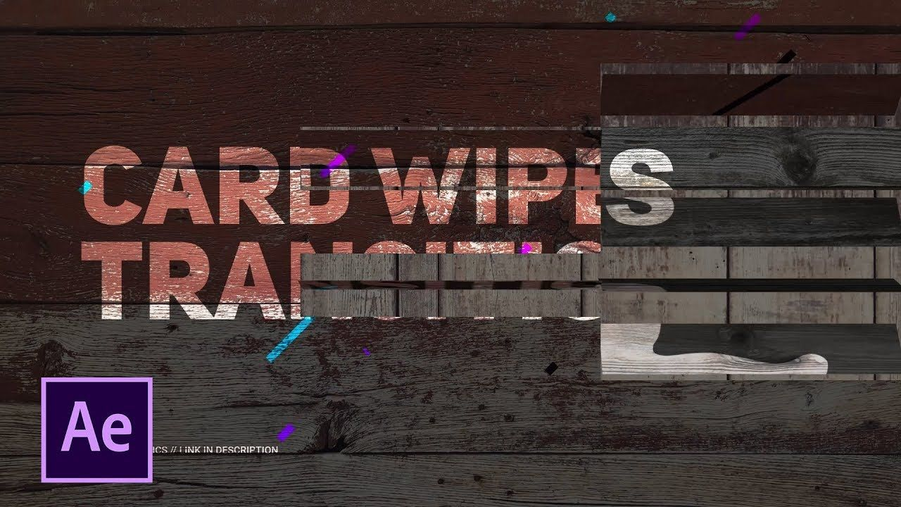 maxresdefault 8 14 - 带有运动图形场景的卡片擦除转换Card Wipe Transition With Motion Graphic Scenes  After Effects Tutorial