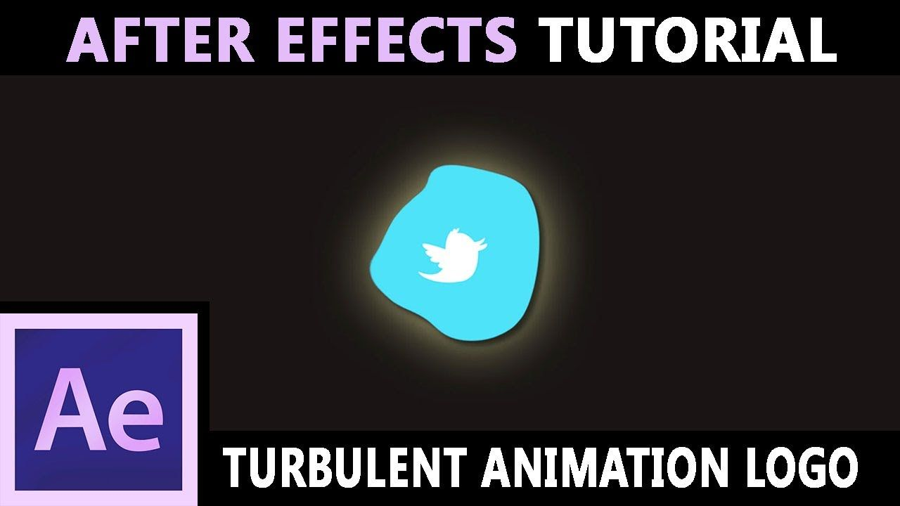 maxresdefault 8 2 - 湍流动画标志Turbulent Animation Logo  After Effects