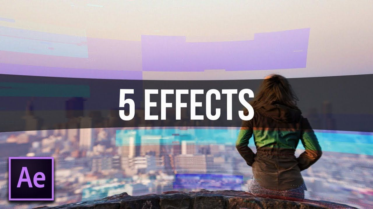 maxresdefault 8 5 - 5个你应该使用的快速效果5 FAST Effects That You Should Use in After Effects