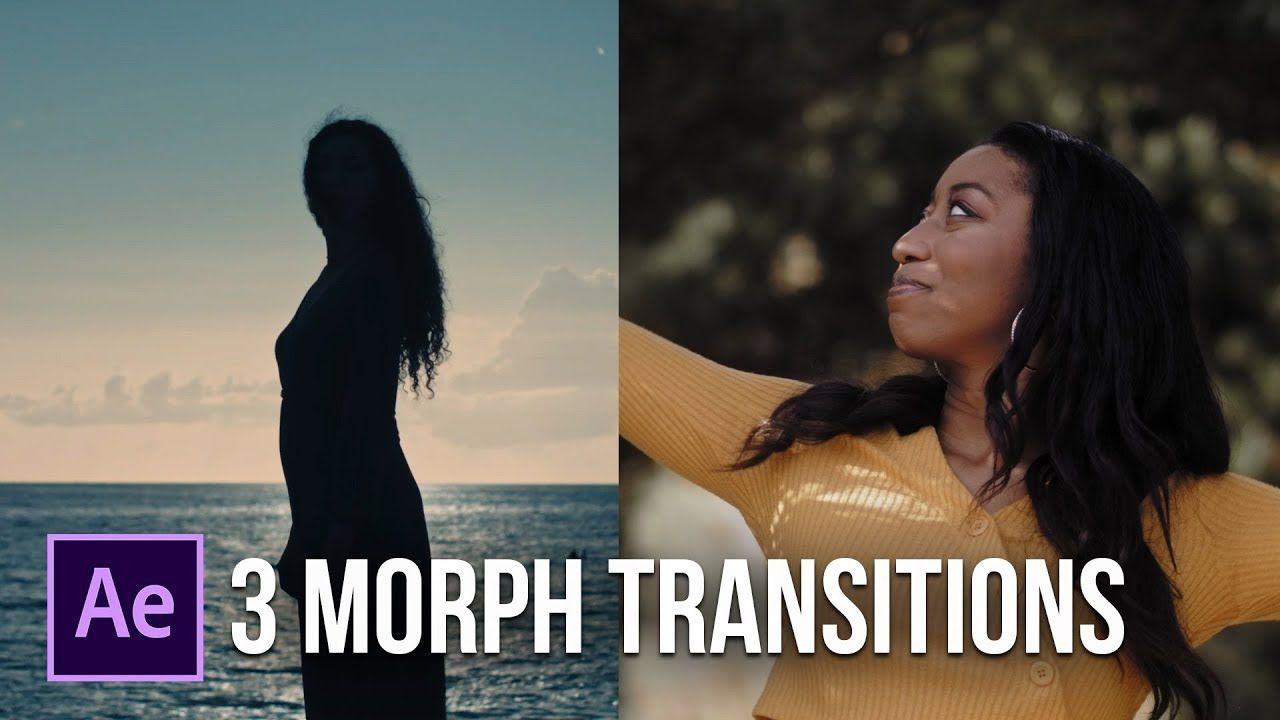 maxresdefault 9 10 - 创建3个流行的变形过渡Create 3 Popular Morph Transitions with After Effects  Tutorial (Spin Stretch Slide)