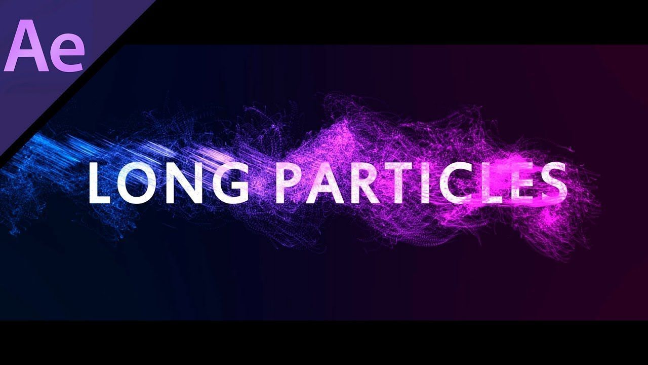 maxresdefault 9 2 - 微粒文本动画PARTICLES TEXT ANIMATION in After Effects - After Effects Tutorial