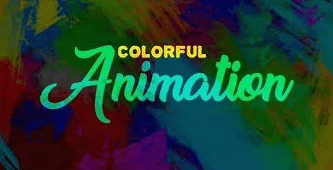 hqdefault 2 1 480x245 - 效果后的彩色文本动画-效果后的文本写入AFTER EFFECTS TUTORIAL  Colorful Text Animation AFter Effects- Text Write on Effect