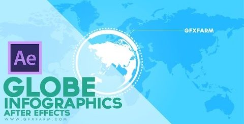 hqdefault 2 2 480x245 - 全球信息图学AFTER EFFECTS TUTORIAL  Globe Infograpics in after effects