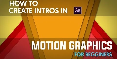 hqdefault 2 480x245 - 简单介绍After Effects Tutorial Simple Intro in After Effects  No Plugins