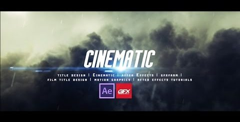 hqdefault 25 480x245 - 电影标题动画AFTER EFFECTS TUTORIAL Cinematic title animation in after effects