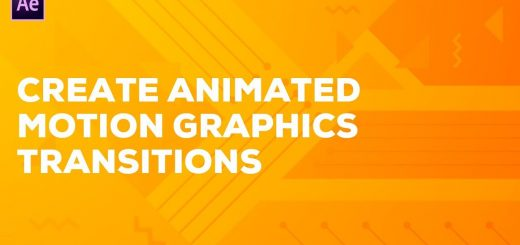 maxresdefault 10 10 520x245 - 动画过渡Animated Transitions in After Effects - After Effects Tutorial