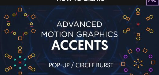 maxresdefault 10 2 520x245 - 动画圆爆炸弹出窗口After Effects Tutorial Animated Circle Burst  PopUps in After Effects