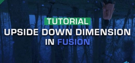 maxresdefault 11 14 520x245 - vfx教程-从陌生人融合创建倒置VFX Tutorial - Create The Upside Down From Stranger Things  Fusion