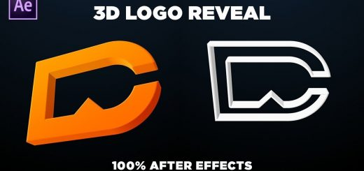 maxresdefault 11 6 520x245 - 弹出式徽标动画After Effects Tutorial Pop Up Logo Animation in After Effects