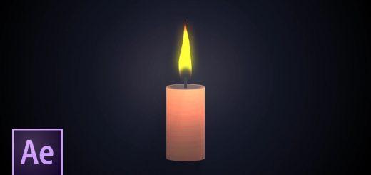 maxresdefault 11 9 520x245 - Particular火焰Процедурное пламя при помощи Particular в After Effects