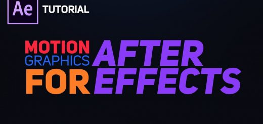 maxresdefault 12 1 520x245 - 创建弹性文字排版Create Bouncy Text Typography in After Effects - Complete After Effects Tutorial