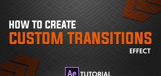maxresdefault 13 1 520x245 - 动态过渡After Effects Tutorial Dynamic Transition in After Effects  No Plugins