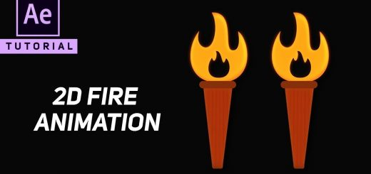 maxresdefault 16 1 520x245 - 创建二维火灾动画Create 2D Fire Animation in After Effects - Complete After Effects Tutorial