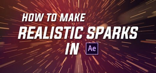 maxresdefault 16 10 520x245 - 3D火花After Effects Tutorials  3D Sparks with Trapcode Particular (GOLD DUST)