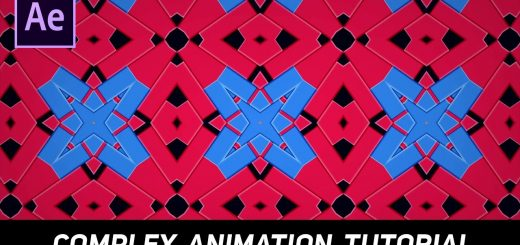 maxresdefault 17 1 520x245 - 创建复杂动画Create Complex Animation in After Effects - Complete After Effects Tutorial