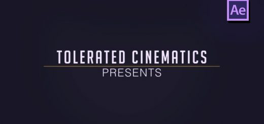maxresdefault 20 1 520x245 - 创建简单简介Create Simple Intro in After Effects - Complete After Effects Tutorial