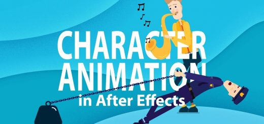 maxresdefault 21 6 520x245 - 角色动画解释工具包中创建角色Create Character in After Effects - Character Animation Explainer Toolkit
