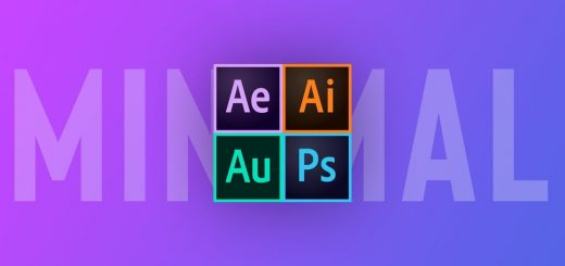 maxresdefault 22 6 520x245 - 简单简约的标志展示After Effects Tutorial  Simple Minimal Logo Reveal