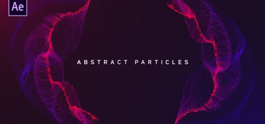 maxresdefault 24 3 520x245 - 抽象粒子动画After Effects Tutorial Abstract Particles Animation in After Effects