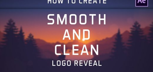 maxresdefault 26 1 520x245 - 光滑干净的标志展示After Effects Tutorial  Smooth and Clean Logo Reveal