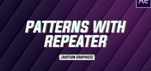 maxresdefault 26 5 520x245 - 用中继器创建模式After Effects Tutorial Creating Patterns with Repeater in After Effects