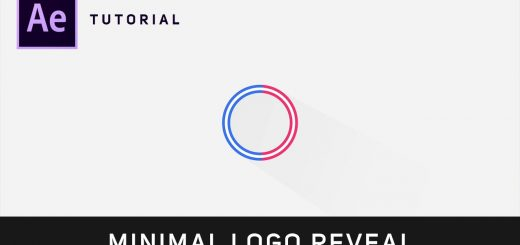 maxresdefault 30 1 520x245 - 简单简约的标志展示After Effects Tutorial  Simple Minimal Logo Reveal