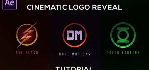 maxresdefault 30 2 520x245 - Cinematic Logo Reveal in After Effects - After Effects Tutorial