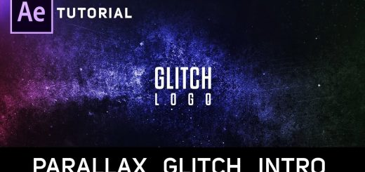 maxresdefault 31 1 520x245 - After Effects Tutorial Epic Glitch Intro in After Effects - No Plugins Required
