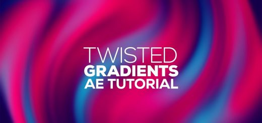 maxresdefault 45 1 520x245 - 扭曲渐变背景After Effects Tutorials - Twisted Gradient Backgrounds in After Effects - No Plugins