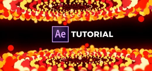 maxresdefault 5 4 520x245 - 使用星尘的三维粒子动画After Effects Tutorial 3D Particles Animation using Stardust
