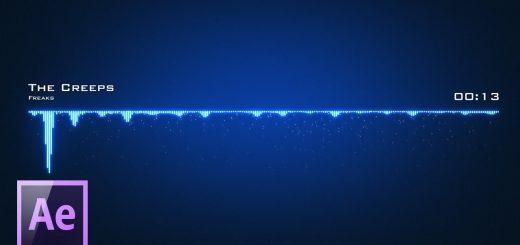 maxresdefault 5 6 520x245 - Создаем эквалайзер при помощи эффекта Audio Spectrum
