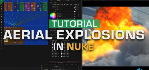 maxresdefault 5 8 520x245 - 合成空中爆炸Tutorial Compositing Aerial Explosions in Nuke
