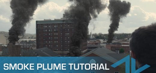 maxresdefault 54 520x245 - 如何合成烟羽Tutorial How to Composite Smoke Plumes in After Effects