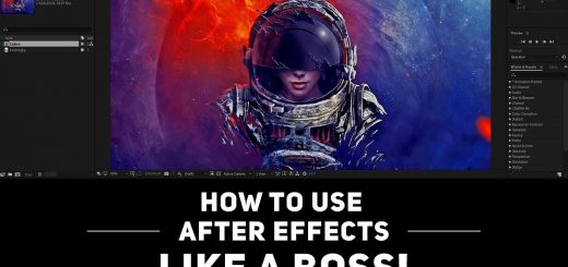 maxresdefault 6 4 520x245 - 如何像老板一样使用AEHow To Use After Effects Like A Boss