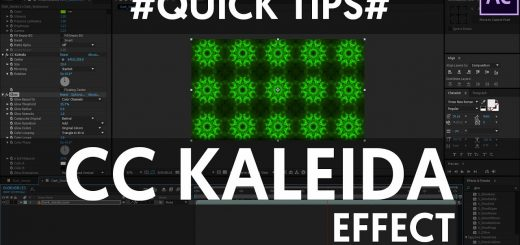 maxresdefault 6 5 520x245 - 万花筒效应快速提示After Effects Tutorial  Kaleidoscope Effect Quick Tip