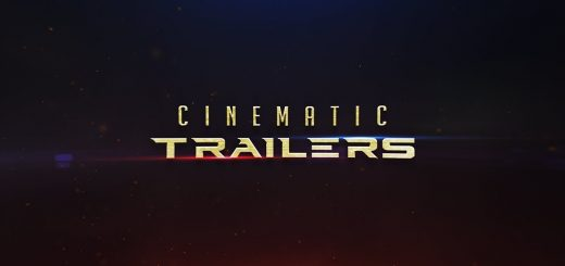 maxresdefault 6 6 520x245 - 创建电影预告片标题Create Cinematic Trailer Titles in After Effects - After Effects Tutorial - No Plugins