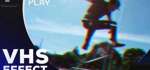 maxresdefault 7 1 520x245 - VHS故障效应VHS Glitch Effect In After Effects  - After Effects Tutorial