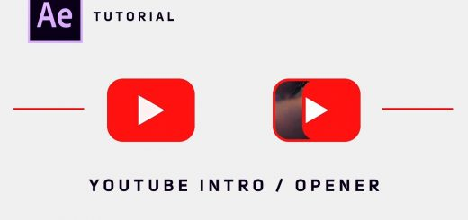 maxresdefault 7 4 520x245 - 如何制作YouTube频道简介How to Make YouTube Channel Intro - After Effects Tutorial - No Third Party Plugin