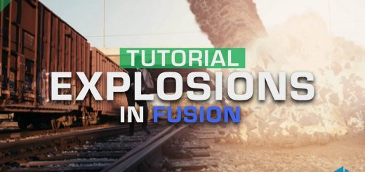 maxresdefault 8 13 520x245 - 如何将爆炸添加到场景融合教程中How to Add Explosions to Your Scene  Fusion Tutorial
