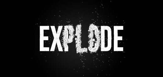 maxresdefault 8 5 520x245 - 文本分解After Effects Tutorial - Text Explosion - No Plugins
