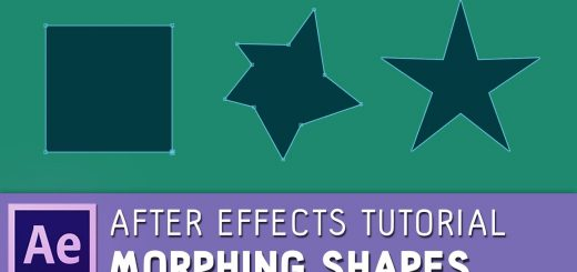 maxresdefault 9 1 520x245 - 变形形状After Effects Tutorial  Morphing Shapes