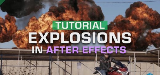 maxresdefault 9 14 520x245 - 合成大规模爆炸教程Tutorial Compositing Large Scale Explosions